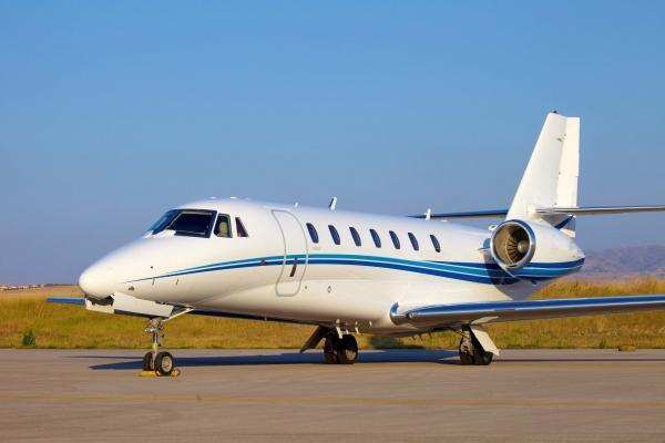Citation Sovereign - 2009 - SN 680-0272 - TC-RED 1