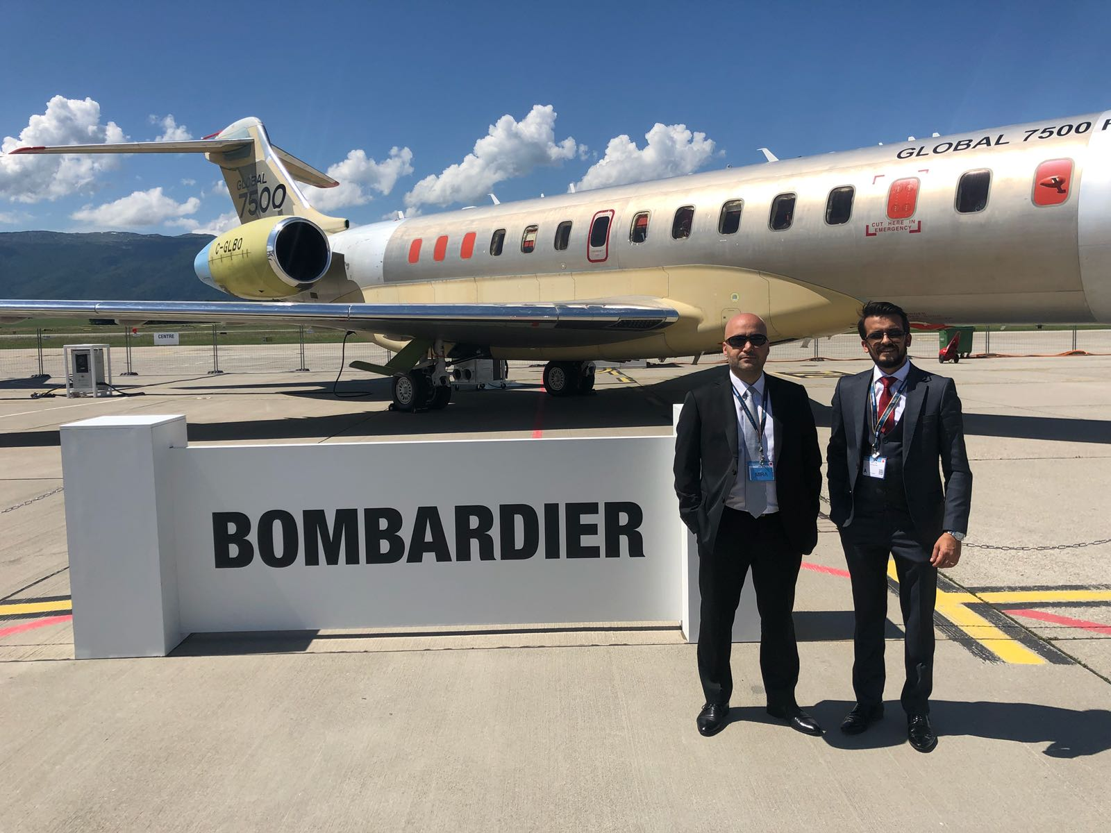 Mira Aviation is at EBACE 2018! 2