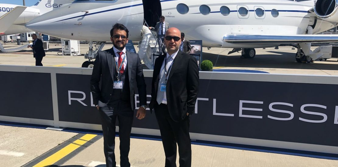 Mira Aviation is at EBACE 2018! 1