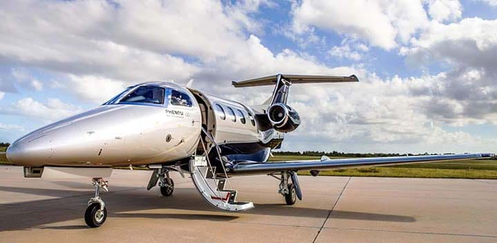 Type of Private Jets 2
