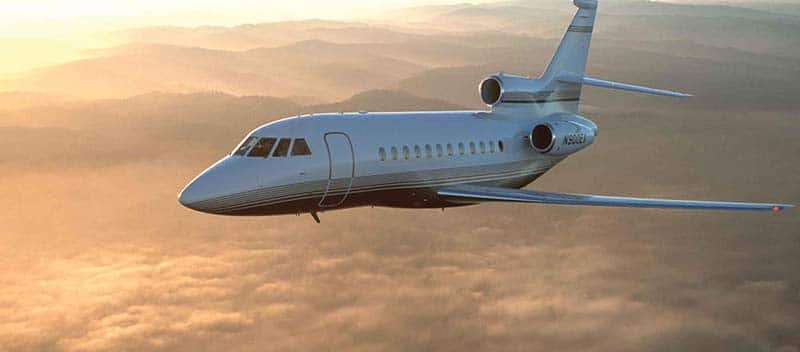 Type of Private Jets 5