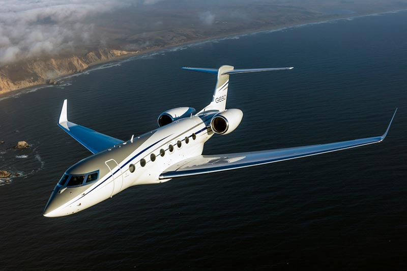 Type of Private Jets 6