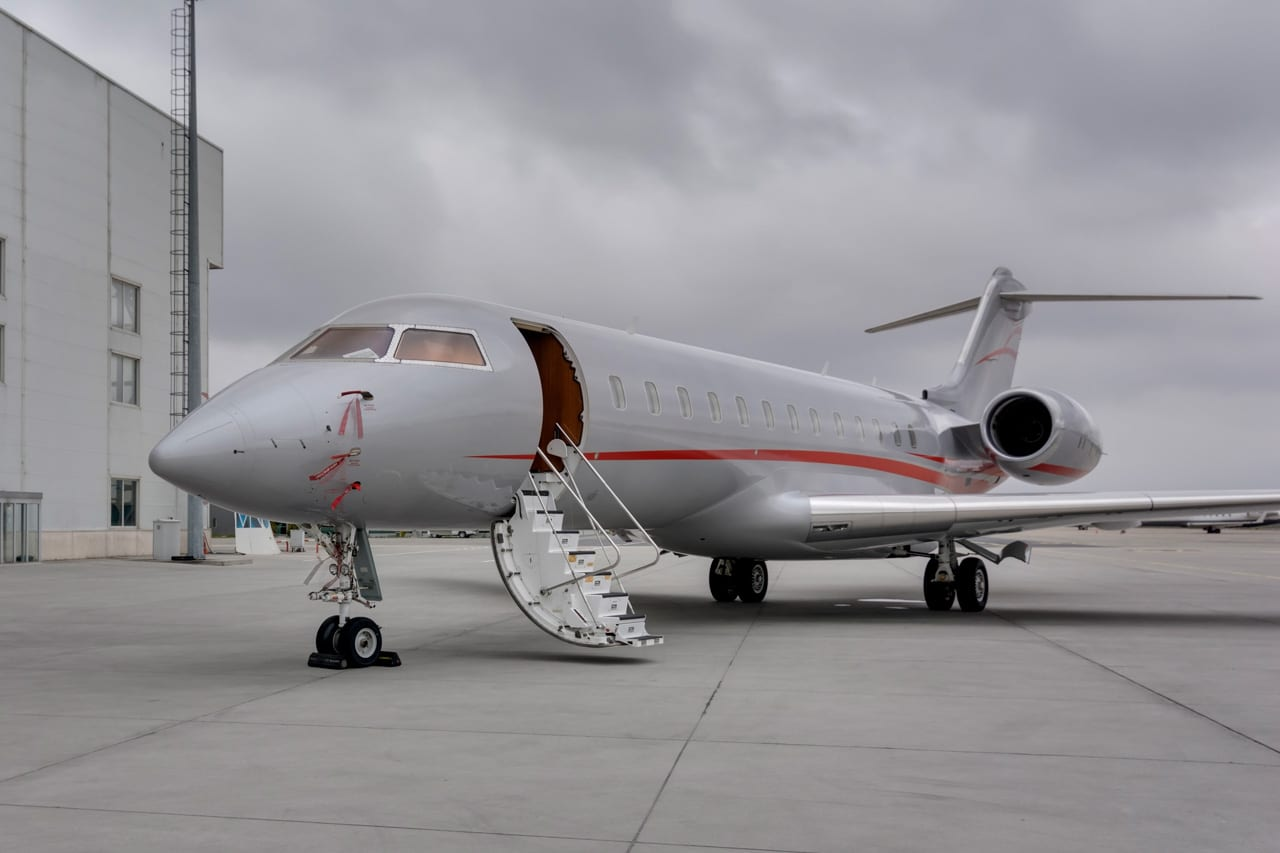 Private Jet Charter 1